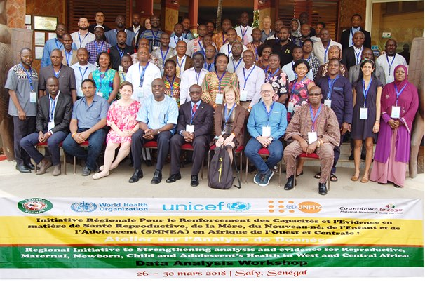 Countdown 2030 – West and Central Africa Regional Network